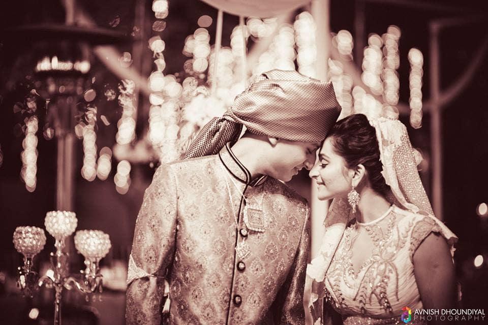 Azam weena wedding