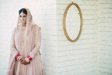 Pretty Punjabi Bride!