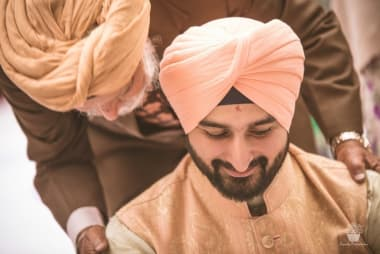 The Groom Jaijeet!