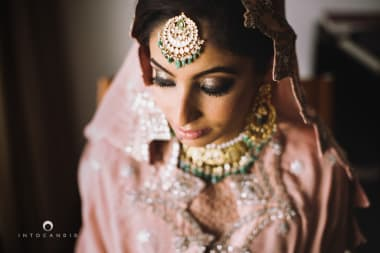 The Bride Roshni!