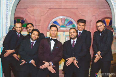 The Gang of Groom!