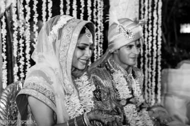 Rituals With Bride Groom