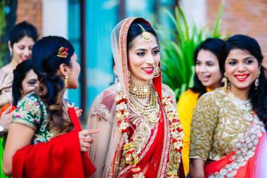 Candid Bridal Click