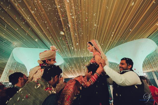 Wedding Ritual Of Jaimala