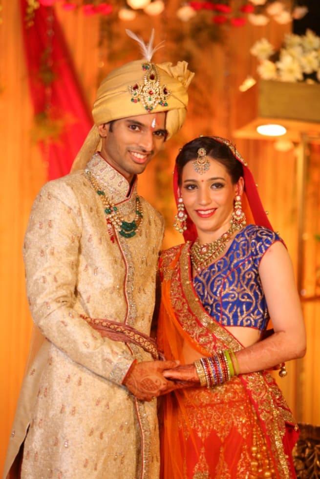 Anuradha & Manan