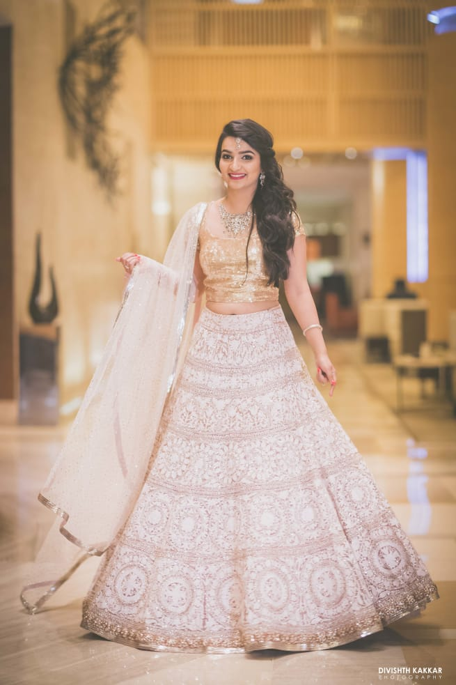 The Bride Inderpreet!