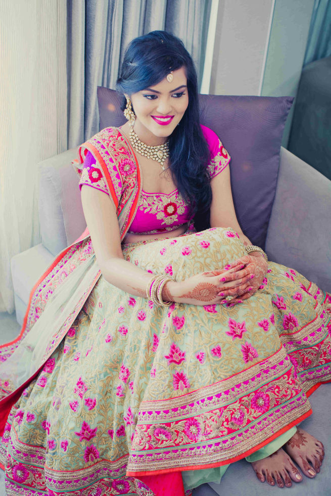 The Cutest Bride!