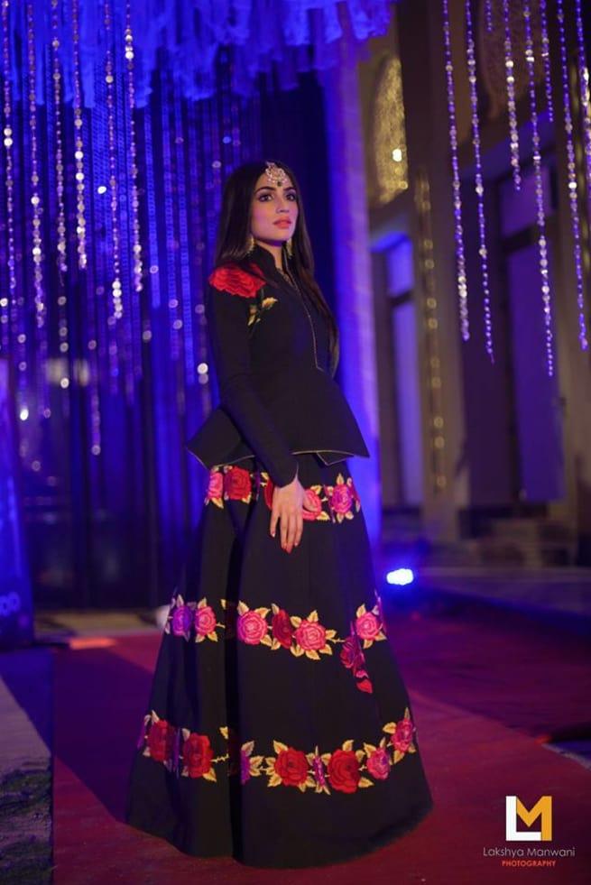 The Regal Bride!