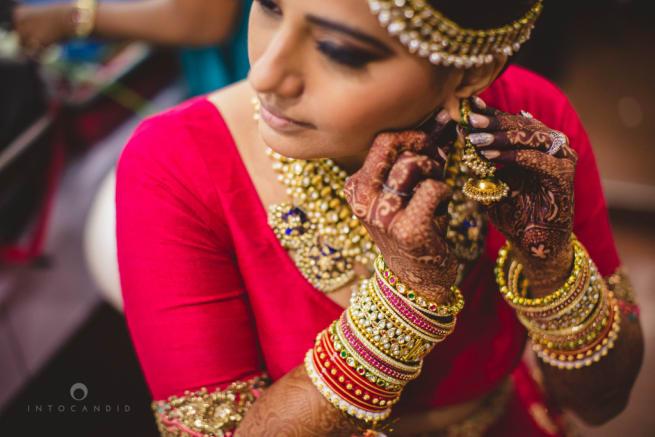 The Bride Tanvi!