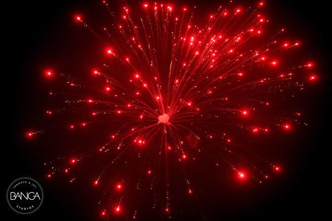 The Grand Firework!