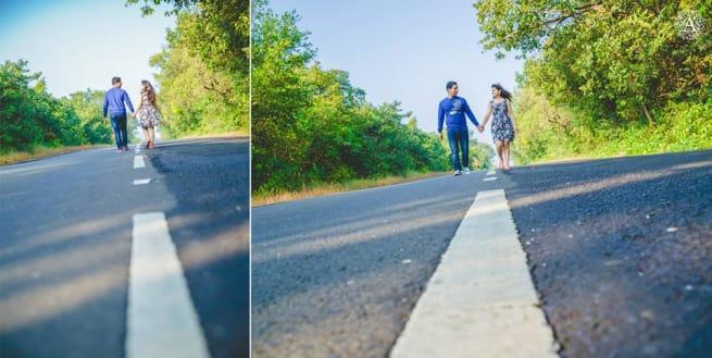 Clicks On Road