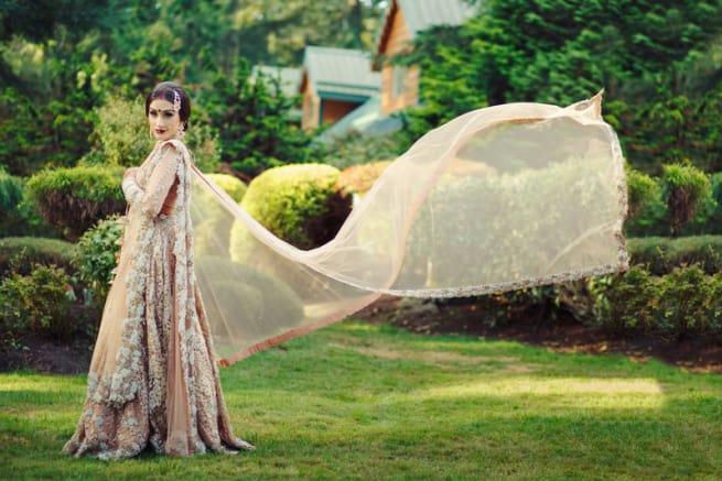 The Royal Bride!
