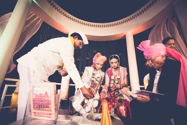 The Wedding Rituals!