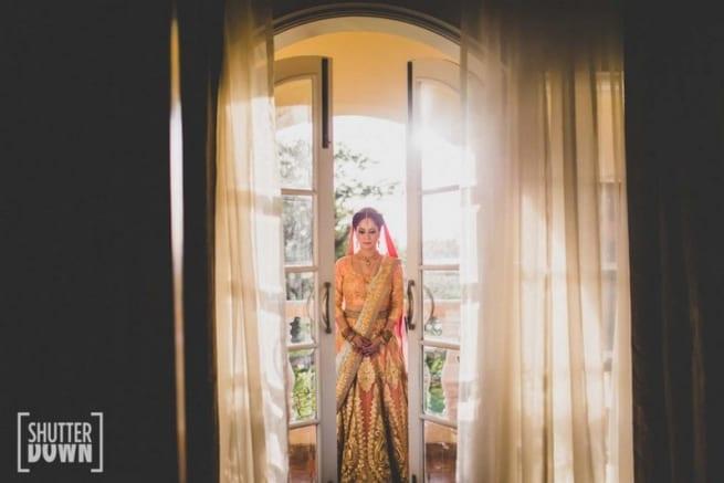 The Fairytale Bride!