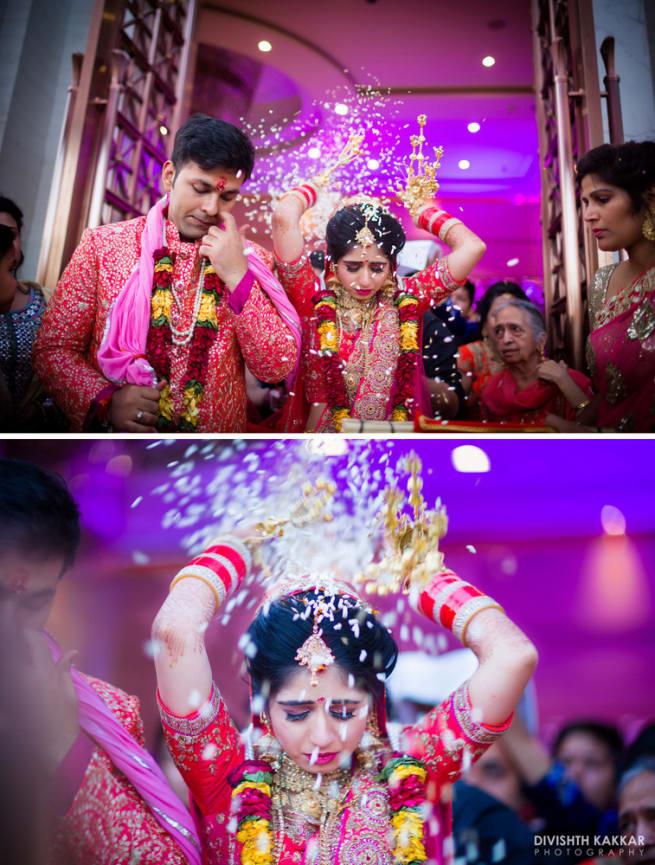 The Bidaai Ceremony!