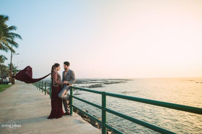The Pre-Wedding Shoot!