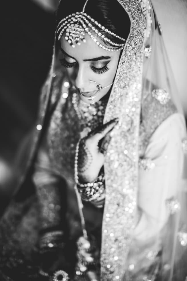 Pretty Punjabi Bride!