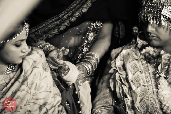 Lovable Wedding Clicks