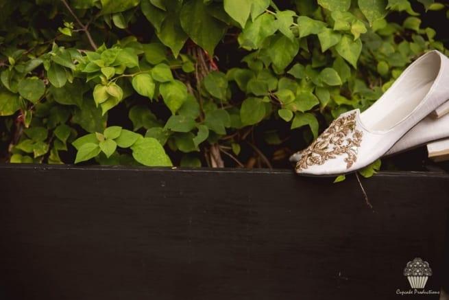 The Groom Footwear!