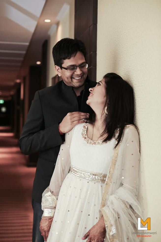 A Sweet Couple Photography