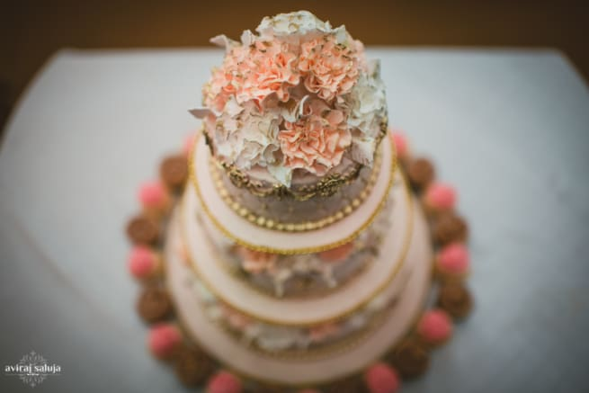 The Engagement Cake!