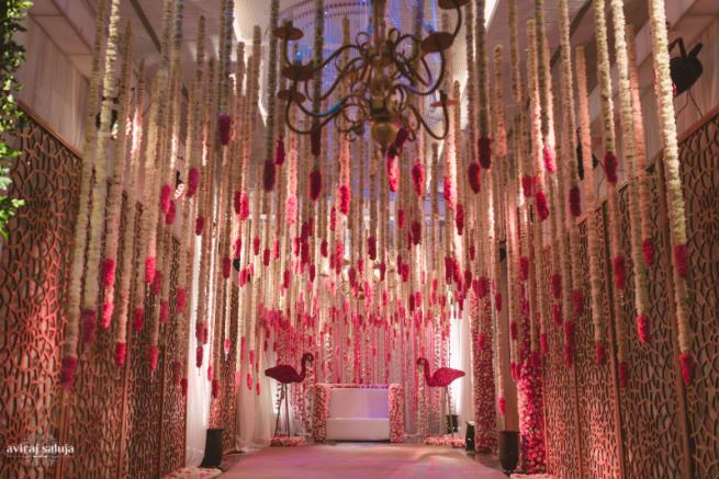 The Wedding Decoration!