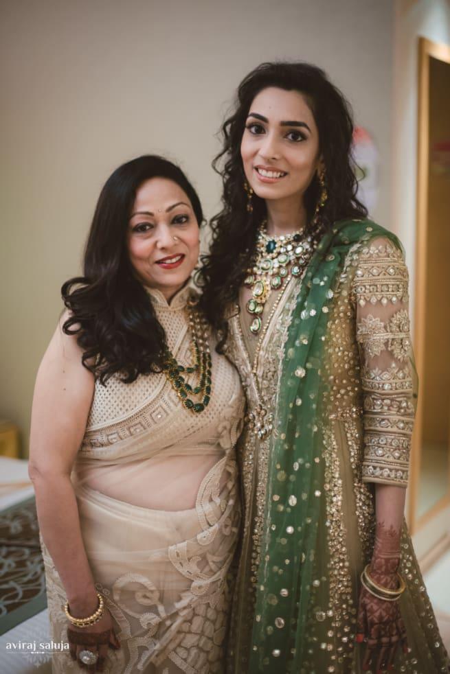 The Bride Jaya!