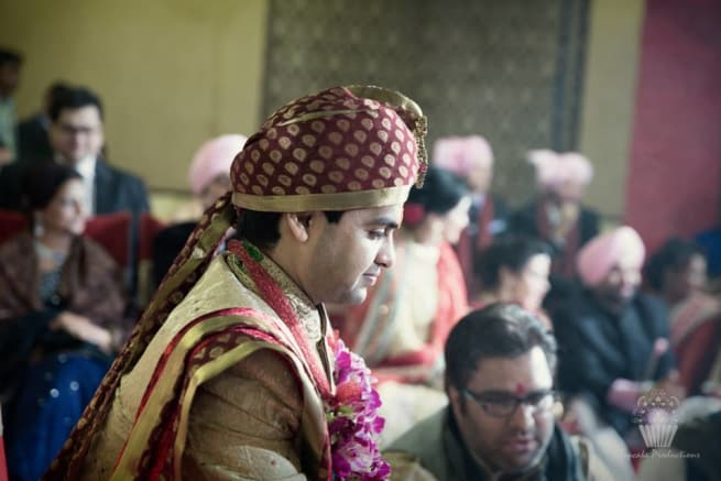 Wedding Rituals With Groom