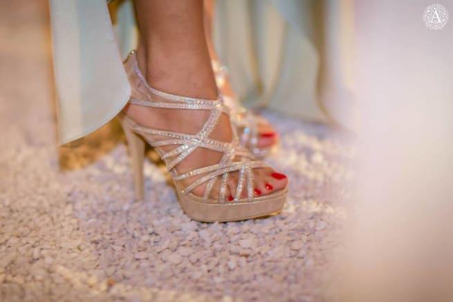 Beautiful Bridal Footwears