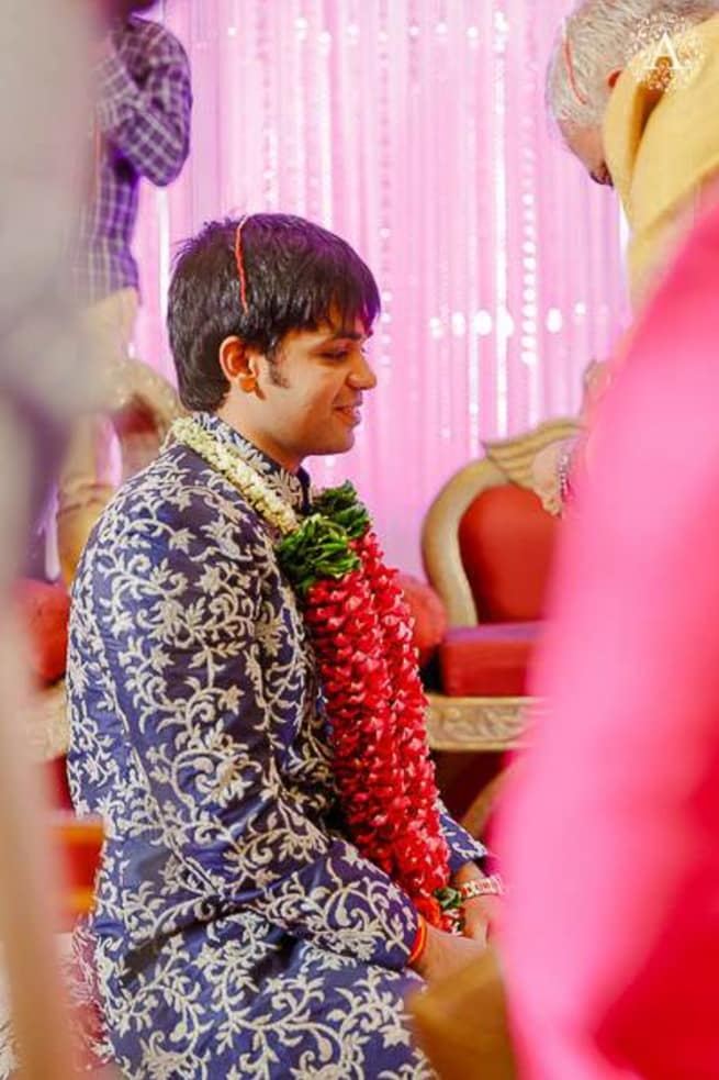 Wedding Rituals With Groom