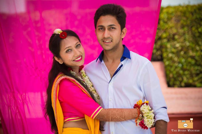 Beautiful Couple Click