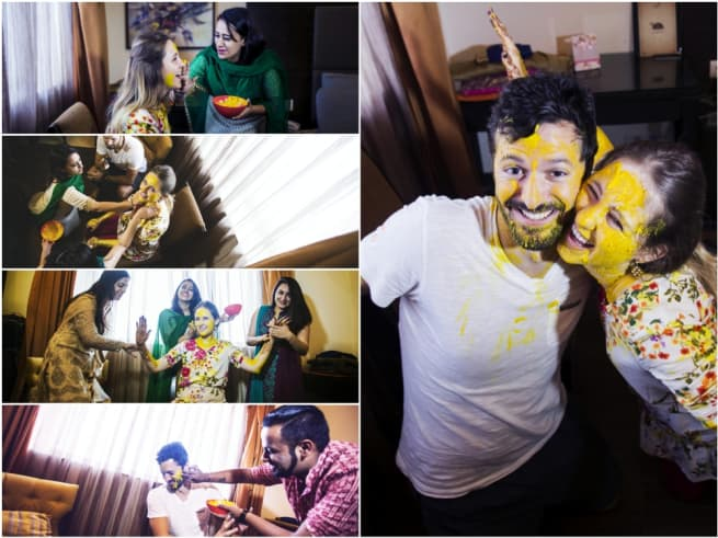 Pre Wedding Candid Clicks