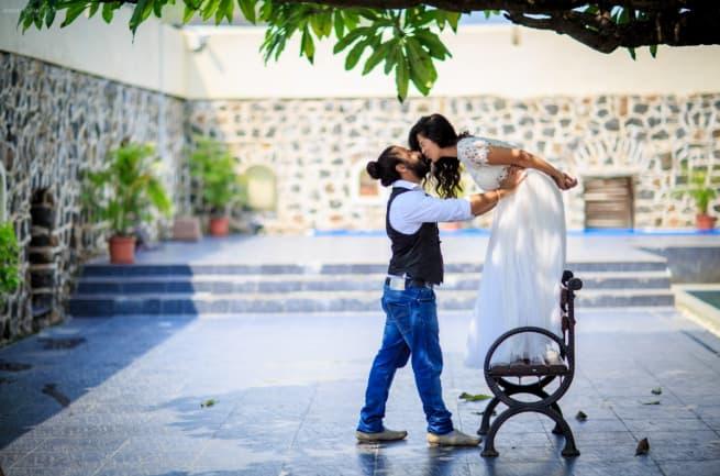 Pre Wedding Clicks