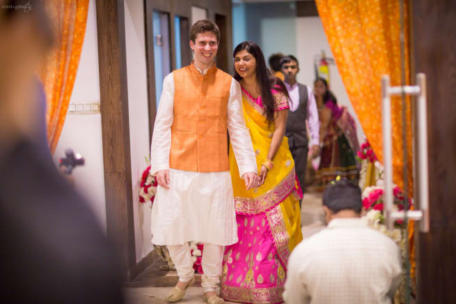 Bride Grooms Lovely Click