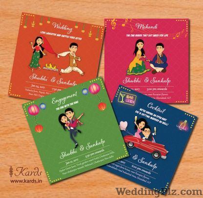 Portfolio Images Kards Creative Wedding Invitations Chembur
