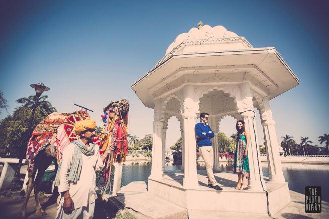 Shoot At Wedding Destination