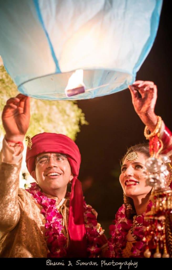 Bhumi And Simran Wedding Photography