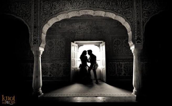 Couple Shadow Photo
