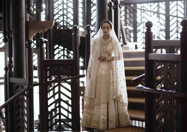 The Bride Kresha!