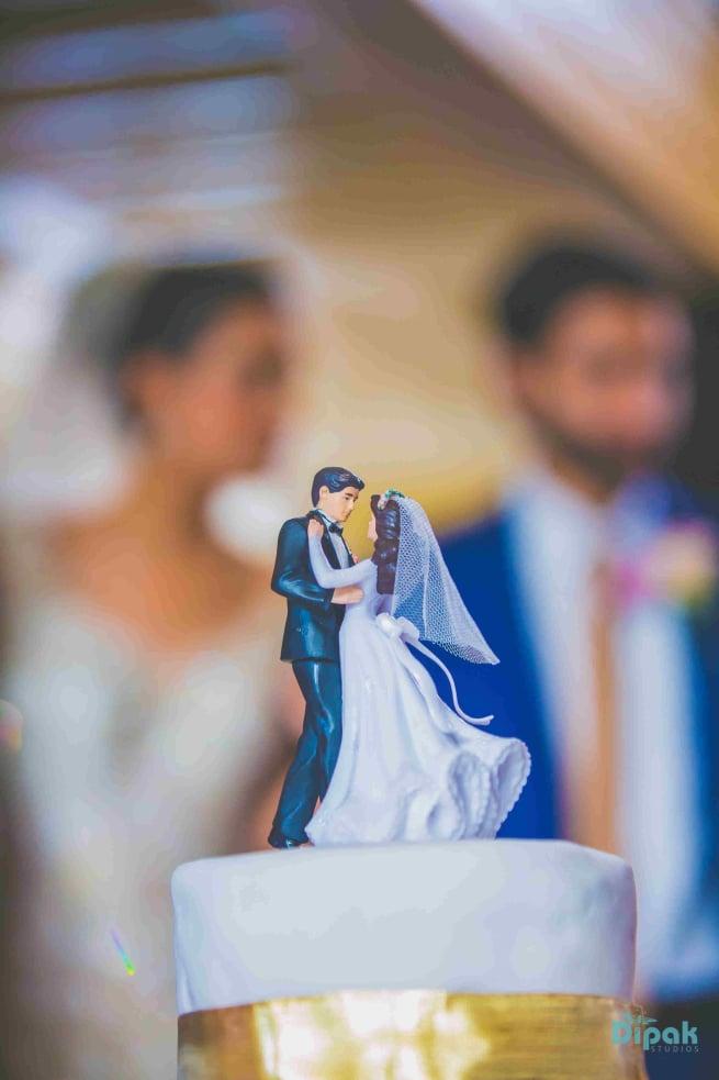 The Perfect Wedding Cake!