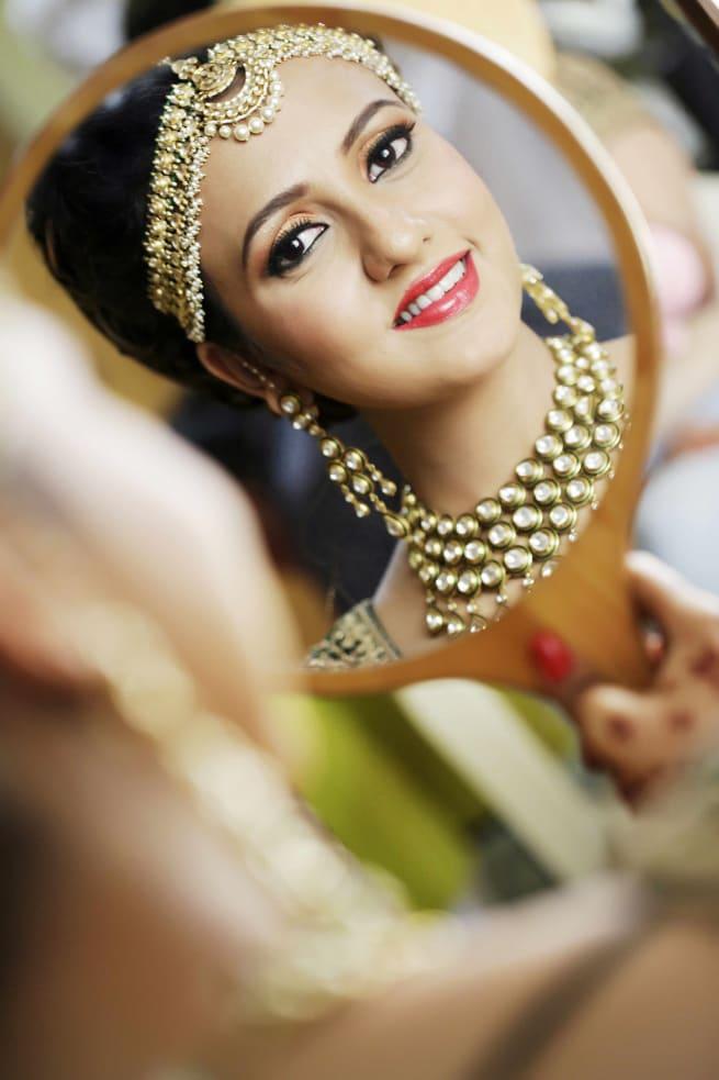 The Bride Sonika!