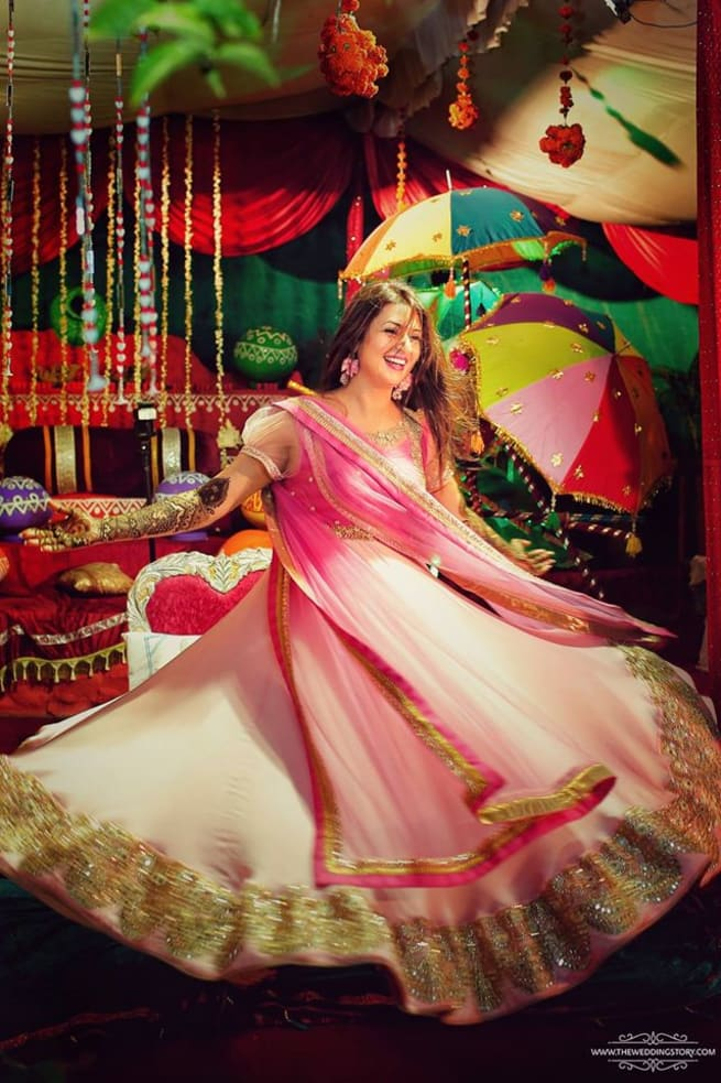 The Bride Divyanka!