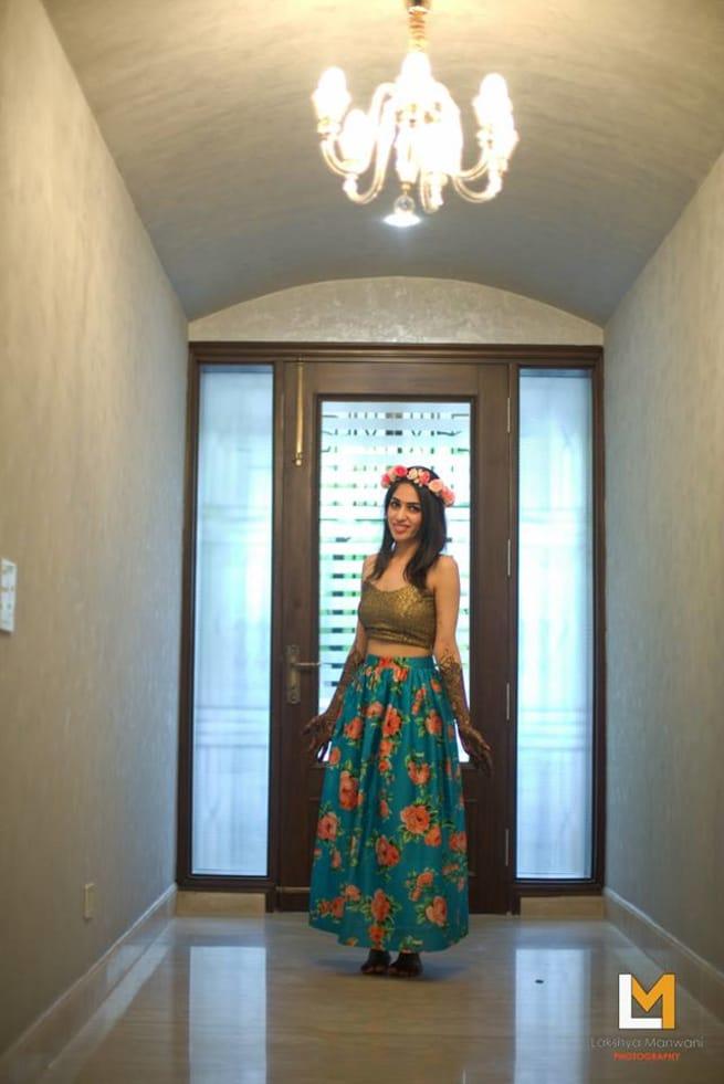 The Bride Sakshi!