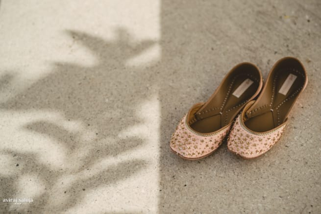 The Bridal Footwear!