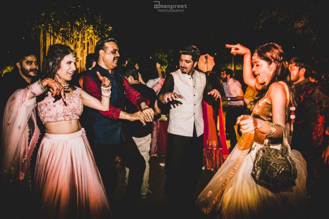 The Wedding Celebrations!