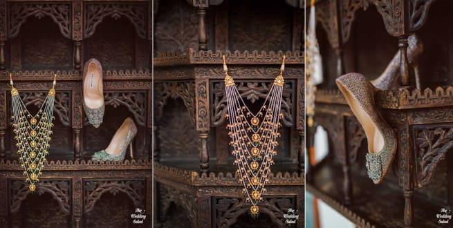 The Wedding Jewellery!