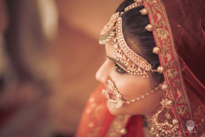 The Bride Amreen!