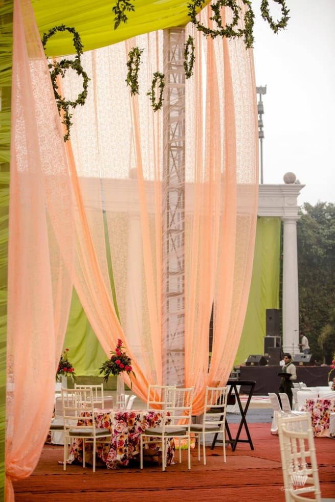 Pretty Wedding Decoration!