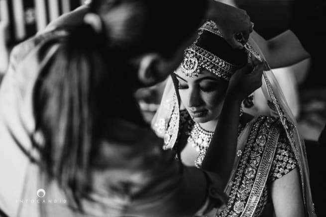 The Bride Roshni!