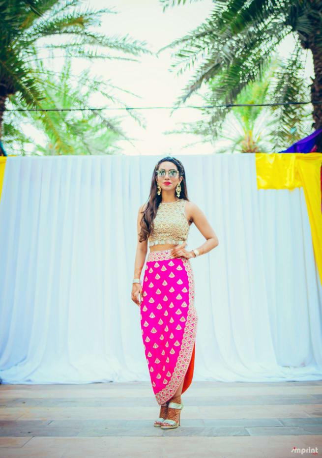 The Bride Eshanka!